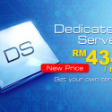 Crazy Deal (Dedicated Server) Promotion