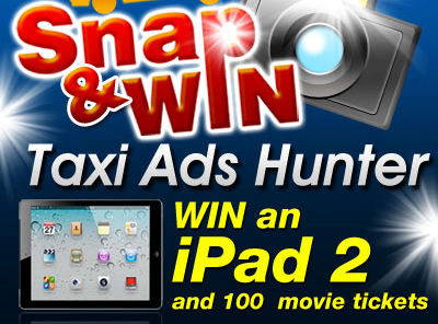Taxi Ads Hunter